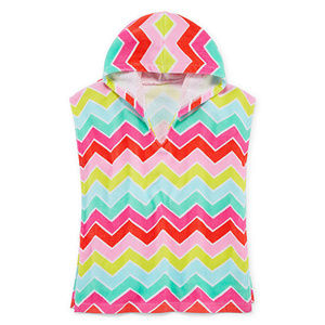 Okie Dokie 2T-3T Terry Cover Up Toddler Girl